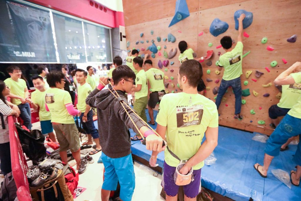 JC CUP Bouldering Competition